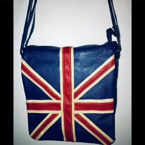 Handbags - British Flag Handbag